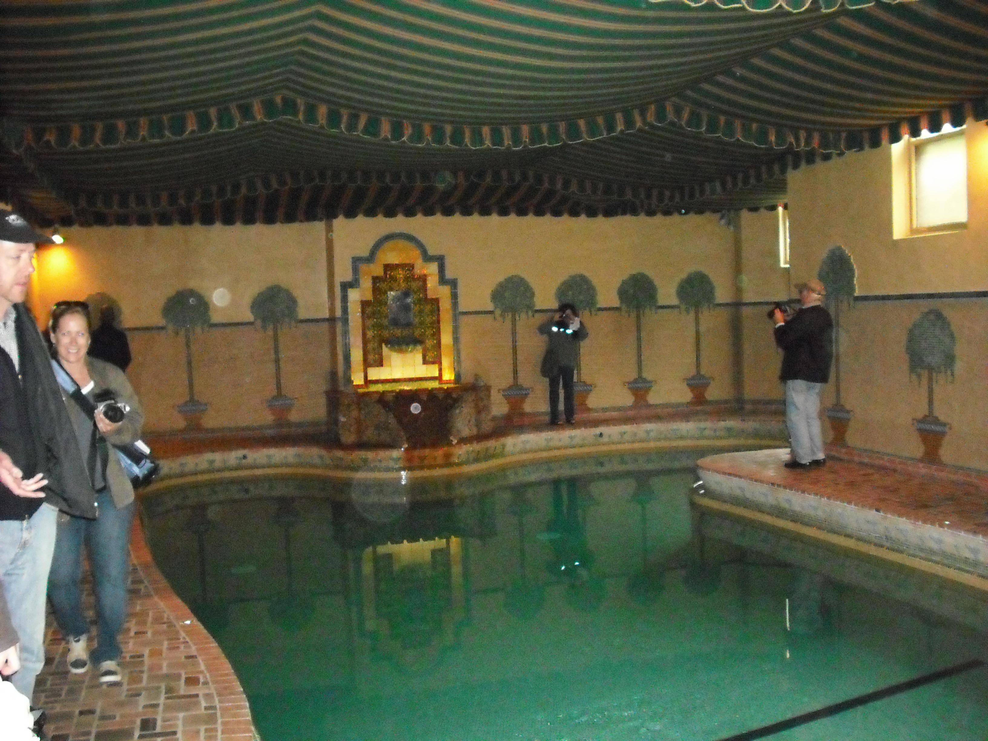 Sabbath october 23 2011 career calling for Castle gardens pool